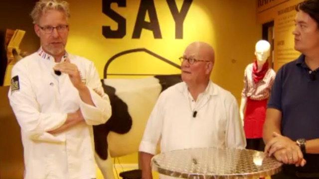 Voyage virtuel dans l'autre pays du fromage : la Hollande