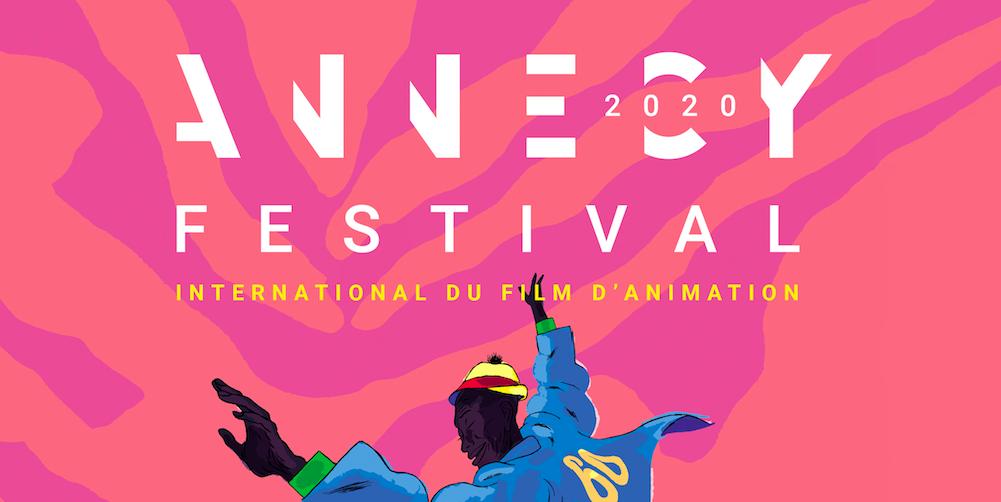 Jour de lancement pour le Festival d'animation d'Annecy 2020 online