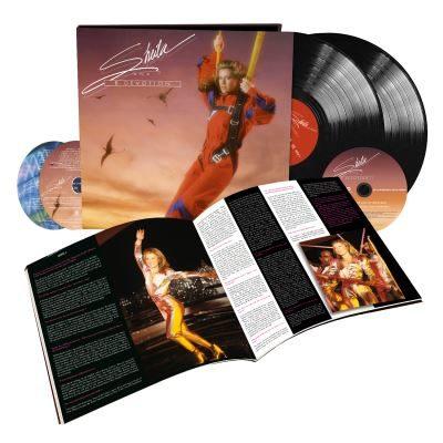 Sheila «King of the World» 40eme anniversaire : un album au charme fou!