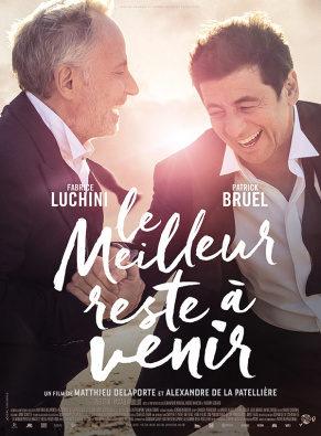 Sortie DVD. «Le meilleur reste à venir» : un duo Luchini / Bruel émouvant dans le nouveau film des réalisateurs du «Prénom»