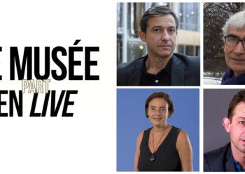 Le Musée part en live