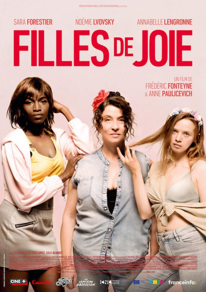 «Filles de joie» : Sara Forestier, Noémie Lvovsky et Annabelle Lengronne en trio de femmes puissantes