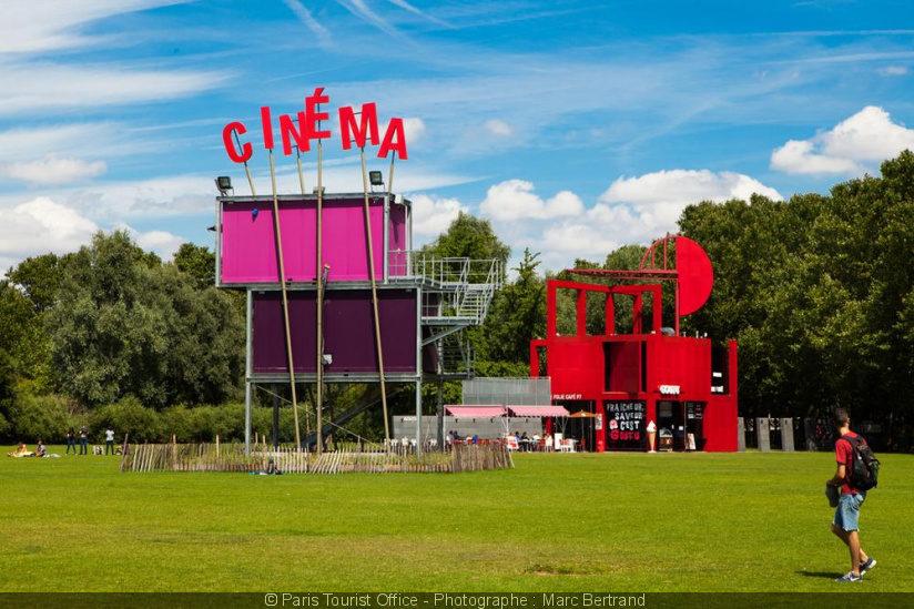Les festivals de cinéma en plein air du mois d'août