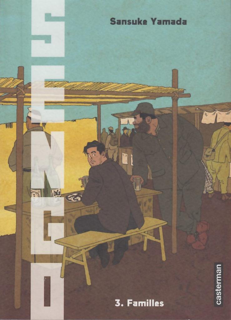 Sengo tome 3 : orphelins et kamikazes