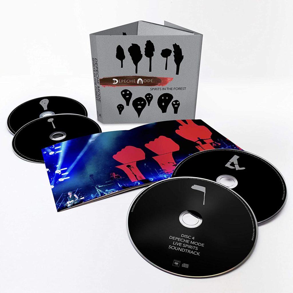 Depeche Mode Live Spirits : un live vénéneux sous haute tension !
