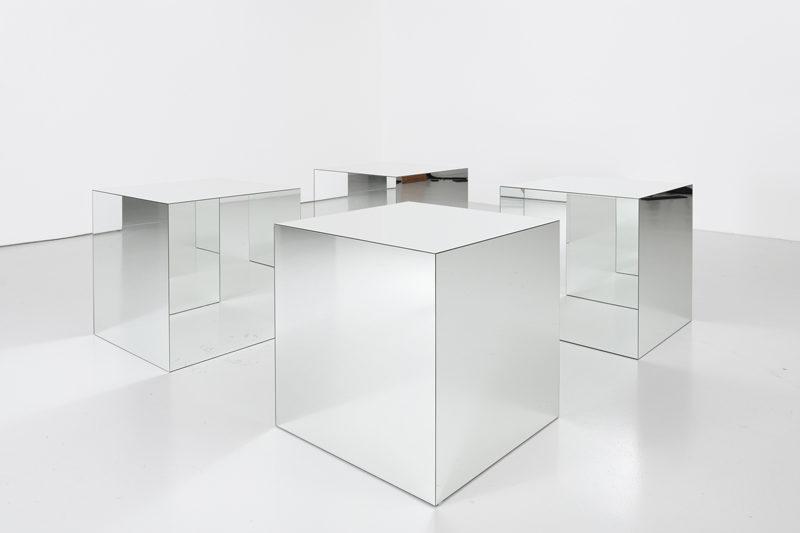 Robert Morris, le corps, l'esprit, l'objet et l'espace