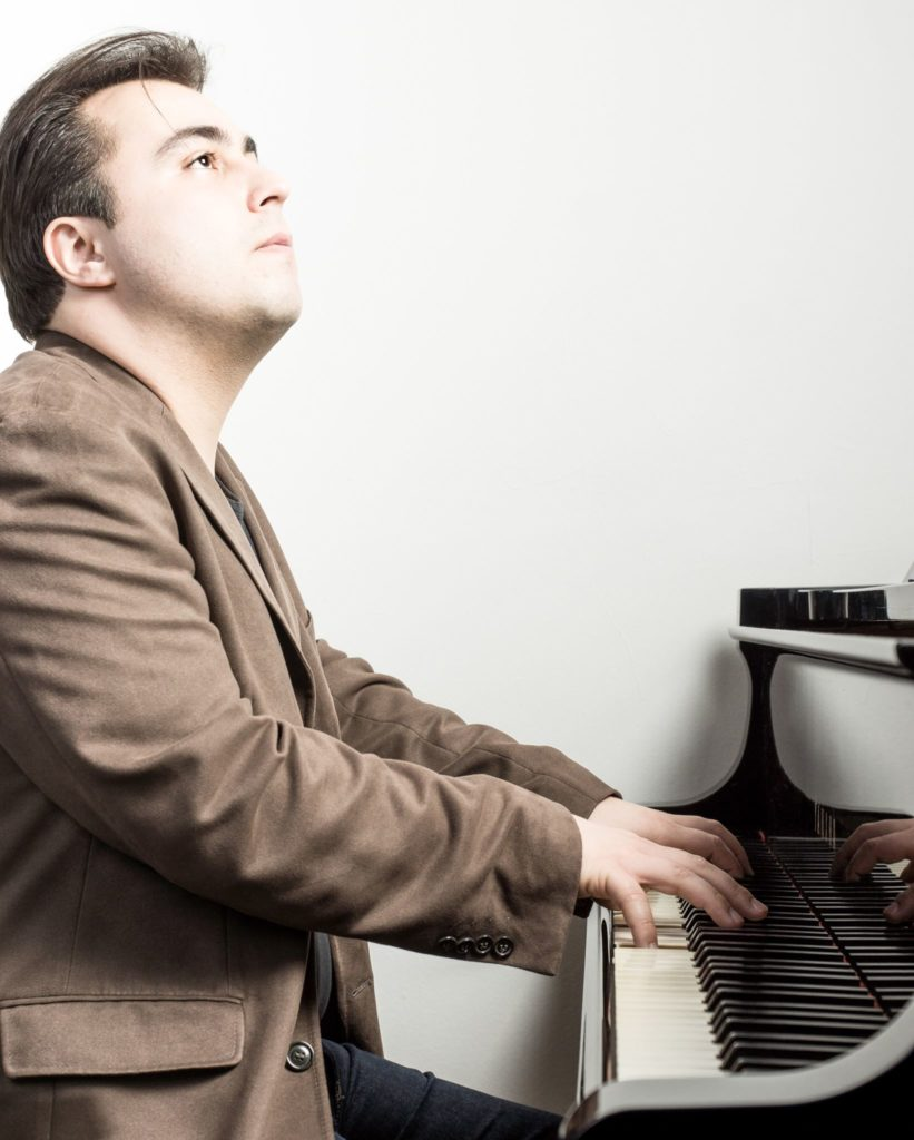 Matthieu Stefanelli : le CD «Chroma», le piano et la composition