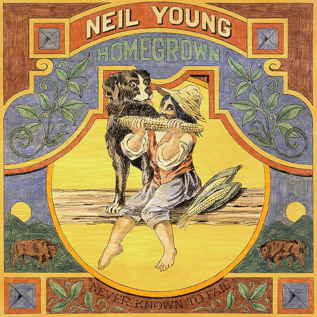 Neil Young, « Homegrown » :  le « lost album » de 1975 enfin retrouvé !
