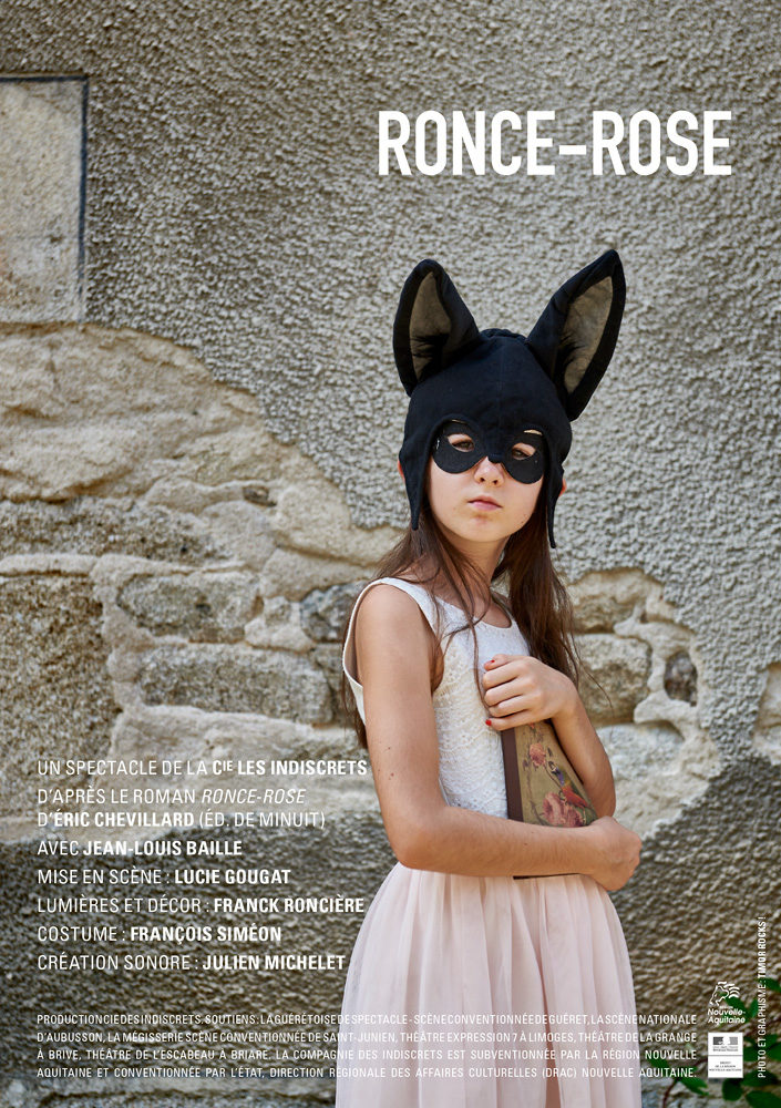 Ronce-Rose au théâtre 14 pour le Paris Off Estival: un voyage en enfance