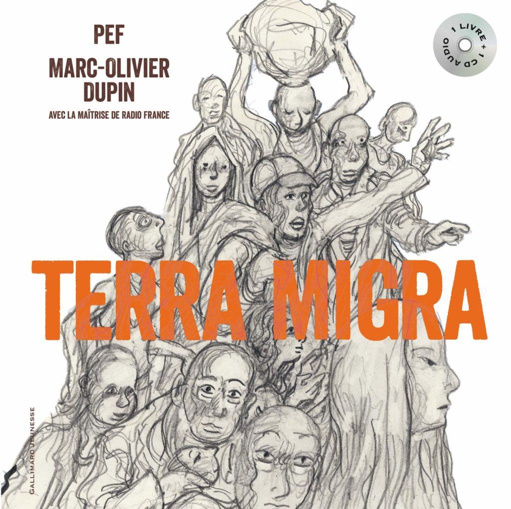 Terra Migra : une musicale humaniste et engagée signée Pef et Marc-Olivier Dupin