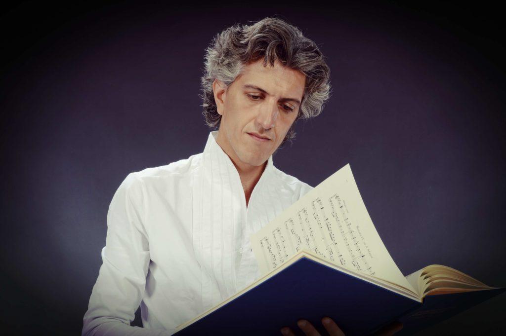 Rencontre avec Vittorio Forte, directeur artistique du Festival et la série Piano Intime à Montpellier