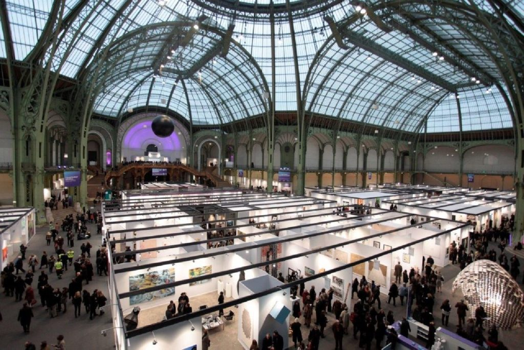 Art Paris 2020 investira le Grand Palais, en septembre