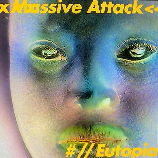 'Eutopia' : le nouvel EP engagé du groupe anglais Massive Attack