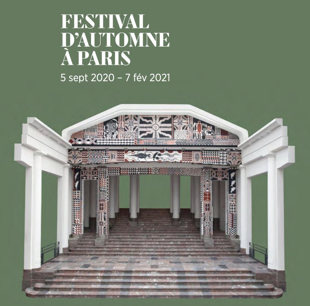 Programmation du Festival d'Automne 2020