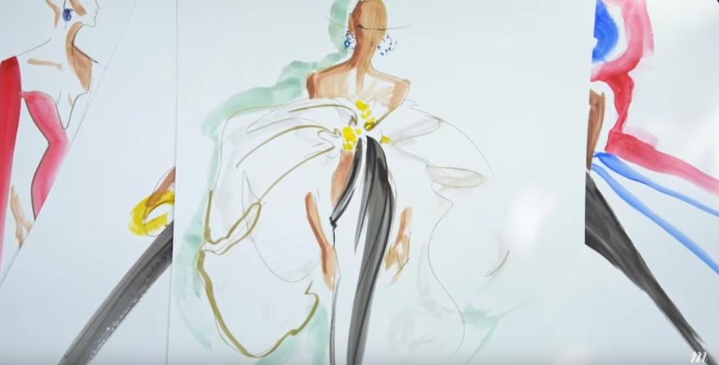 L'imaginaire comme évasion : la proposition de Daniel Roseberry pour Schiaparelli