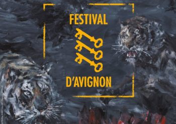 Affiche Festival d'Avignon 2020