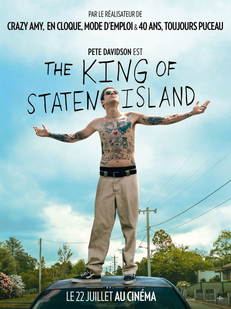 Pete Davidson en loser irrécupérable dans The King of Staten Island