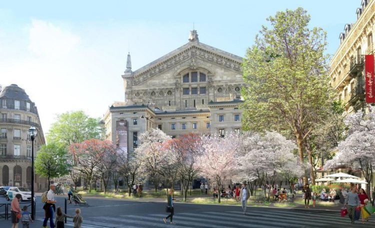 À Paris, un projet écologique de quatre forêts urbaines permanentes sur le point d'aboutir en 2020