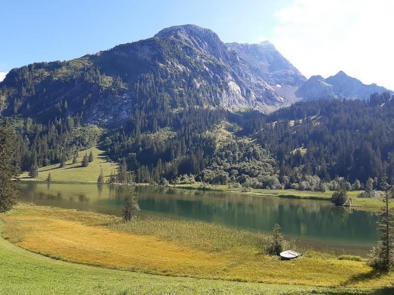 Suisse, partie 2: Gruyères, le Pays-d'Enhaut et Fribourg