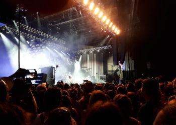 reprise des concerts