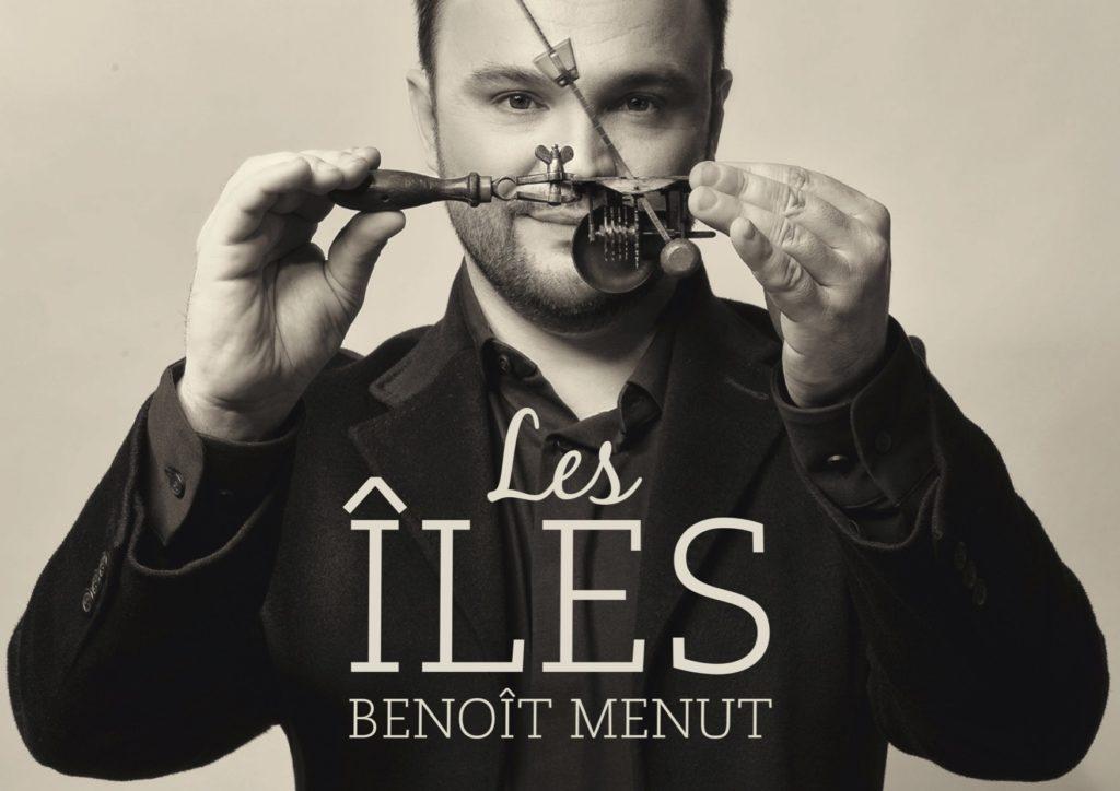 Benoît Menut parle de ses Îles