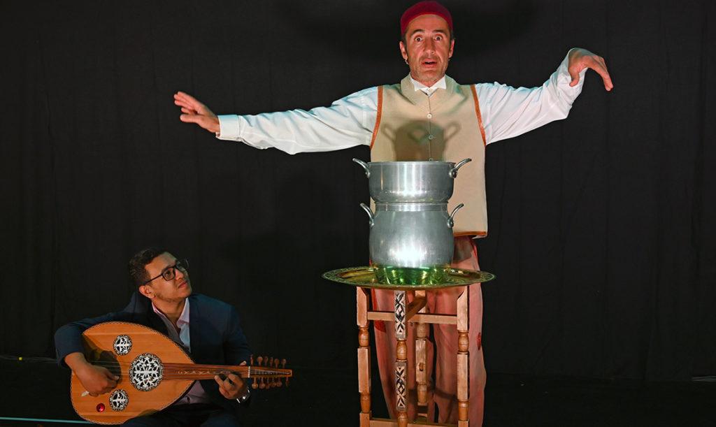 Comment réussir un bon petit couscous, de Fellag, mis en scène par Michel Didym