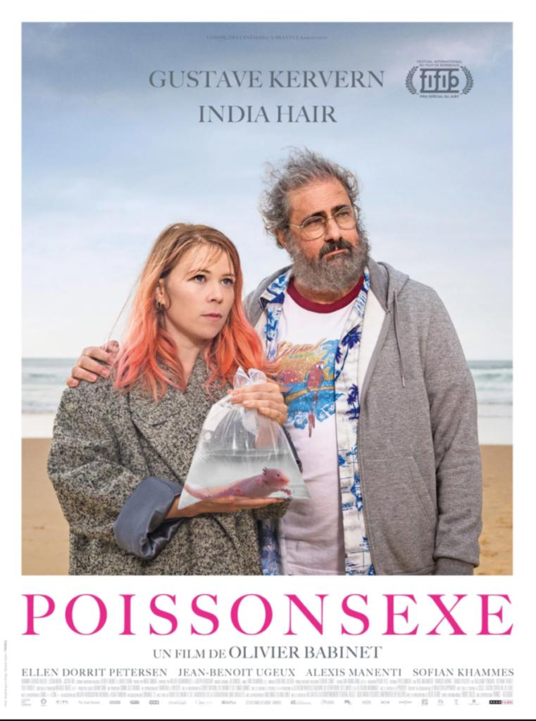 «Poissonsexe» : l'amour en temps de fin des espèces par Olivier Babinet