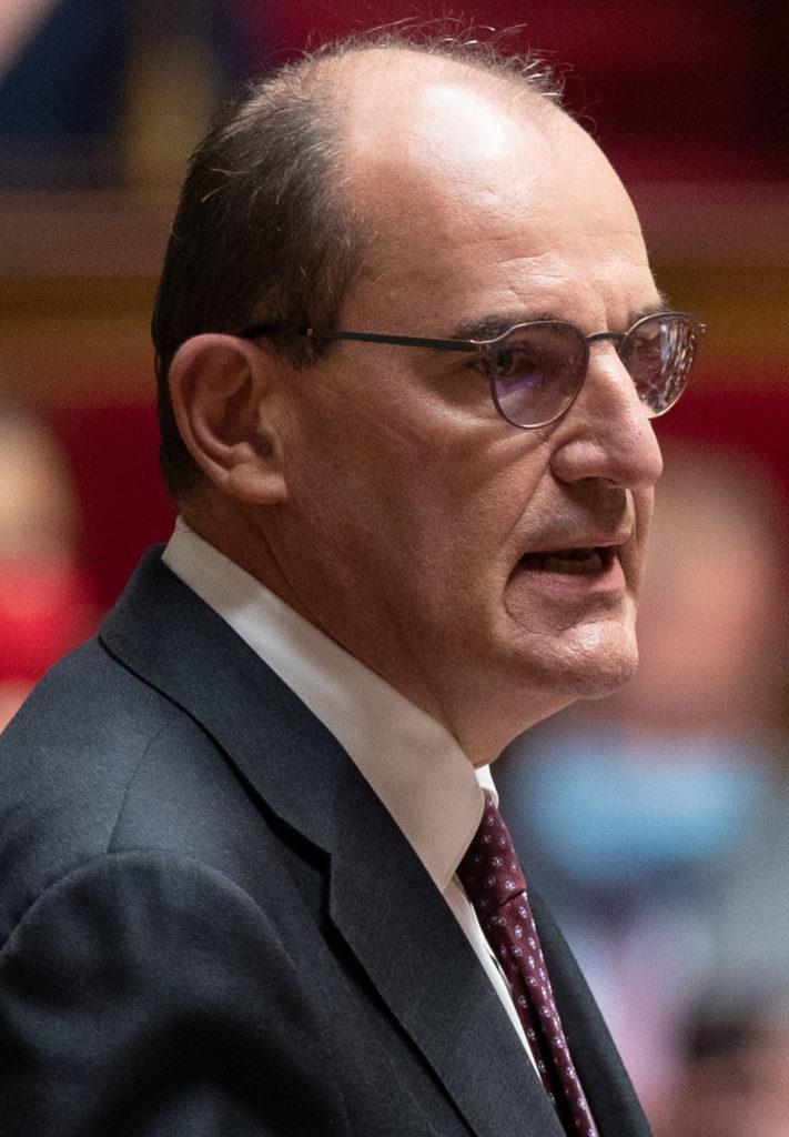 Jean Castex annonce une aide 165 millions d'euros pour le cinéma français