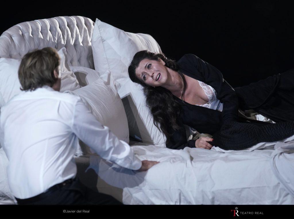 La Traviata, ou le retour de l'opéra à Madrid