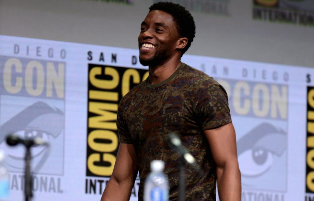 Chadwick Boseman, la star de Black Panther, est décédé à l'âge de 43 ans
