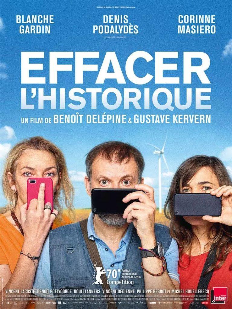 «Effacer l'historique» du duo Delépine/Kervern: une comédie à l'ère du numérique