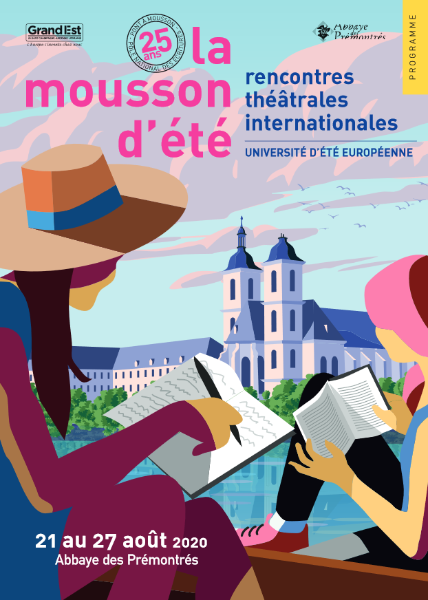 Pour sa 25e édition, la Mousson d'été invite Isabelle Carré et Charles Berling