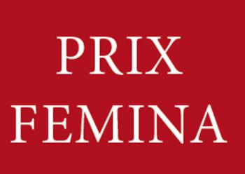 Logo du Prix Femina