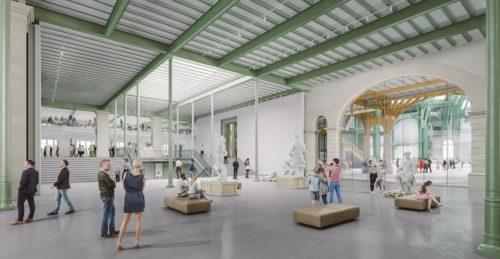 Le Grand Palais revoit ses ambitions de construction à la baisse