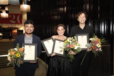 Floraison de jeunes talents à la Finale du Concours Cesti à Innsbruck