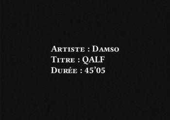 Pochette de QALF, Damso