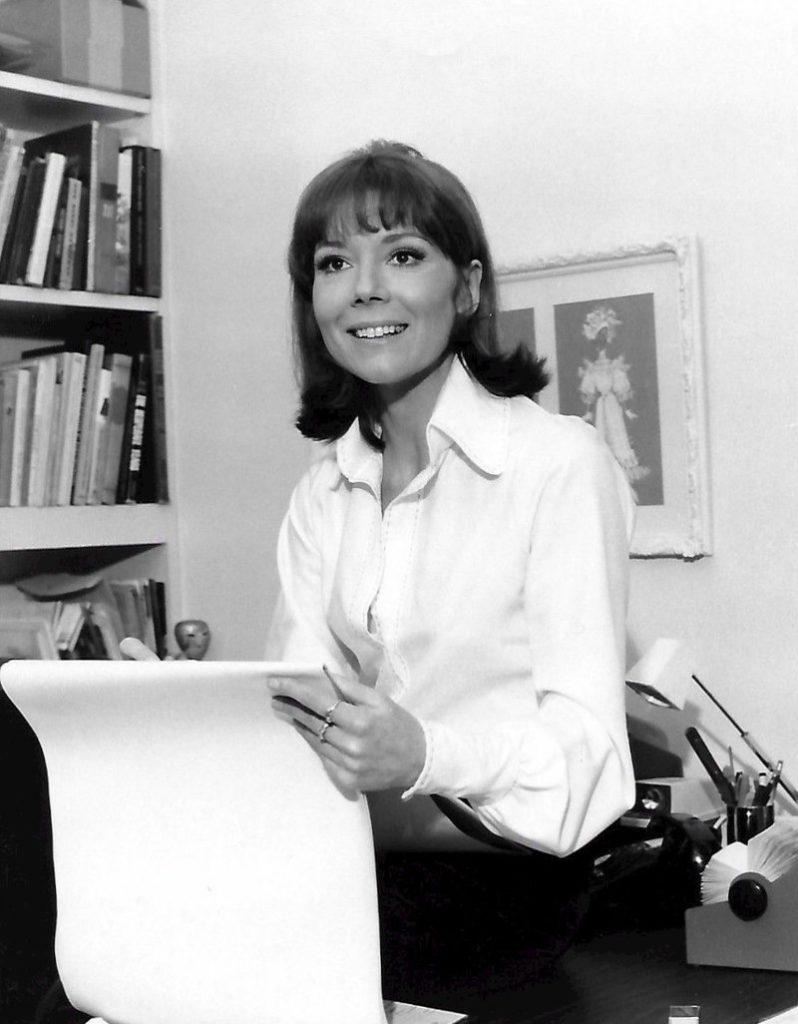 Diana Rigg a tiré sa révérence : Adieu Mrs Peel