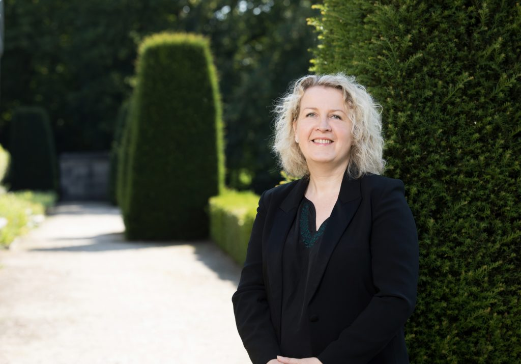 Delphine Travers nous parle du Chateau d'Auvers sur Oise