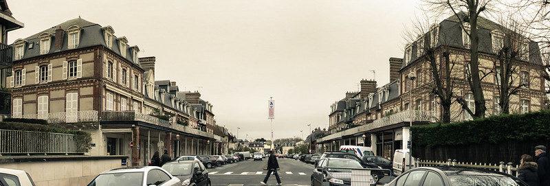 Deauville, notre amour (jour 1 de la rédaction)