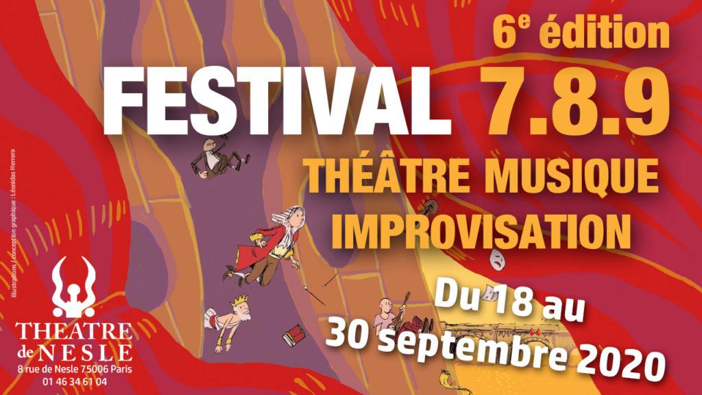 La 6e édition du Festival 7.8.9 aura bien lieu!