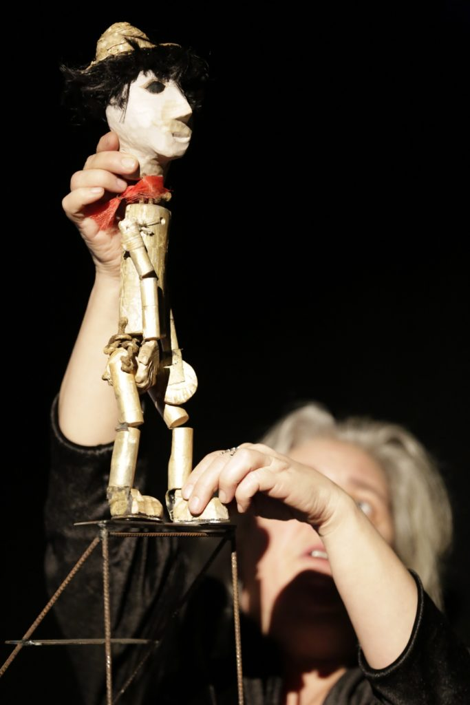 Aux Francophonies 2020, « Dit par Dib » met en scène les contes de Mohamed Dib dans un spectacle de marionnettes qui laisse mitigé