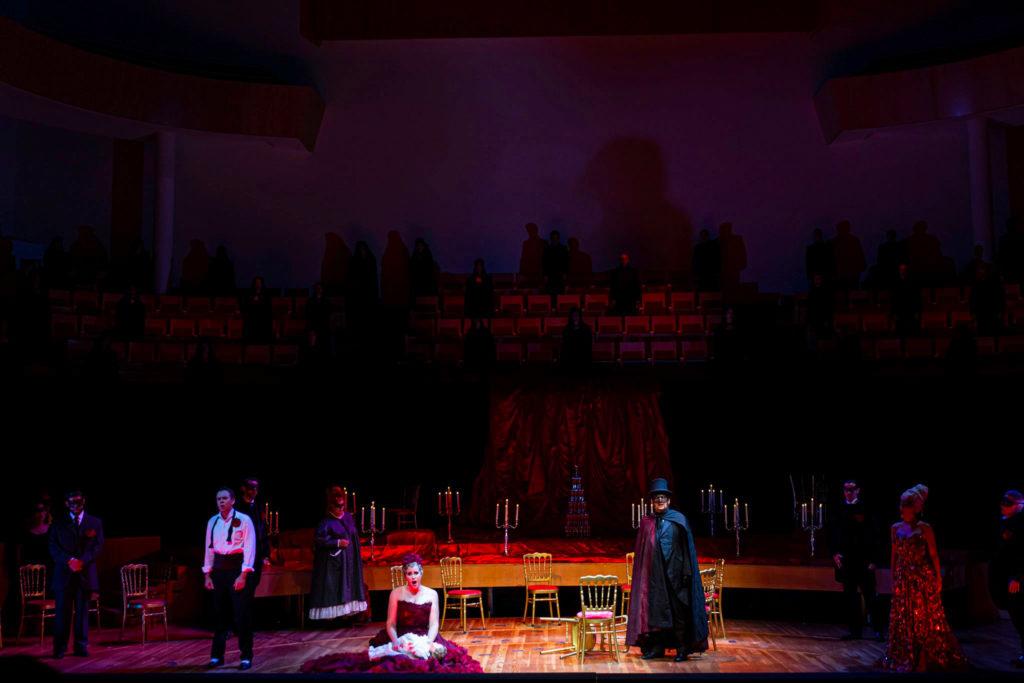 Une Traviata sous le signe de la vérité des émotions