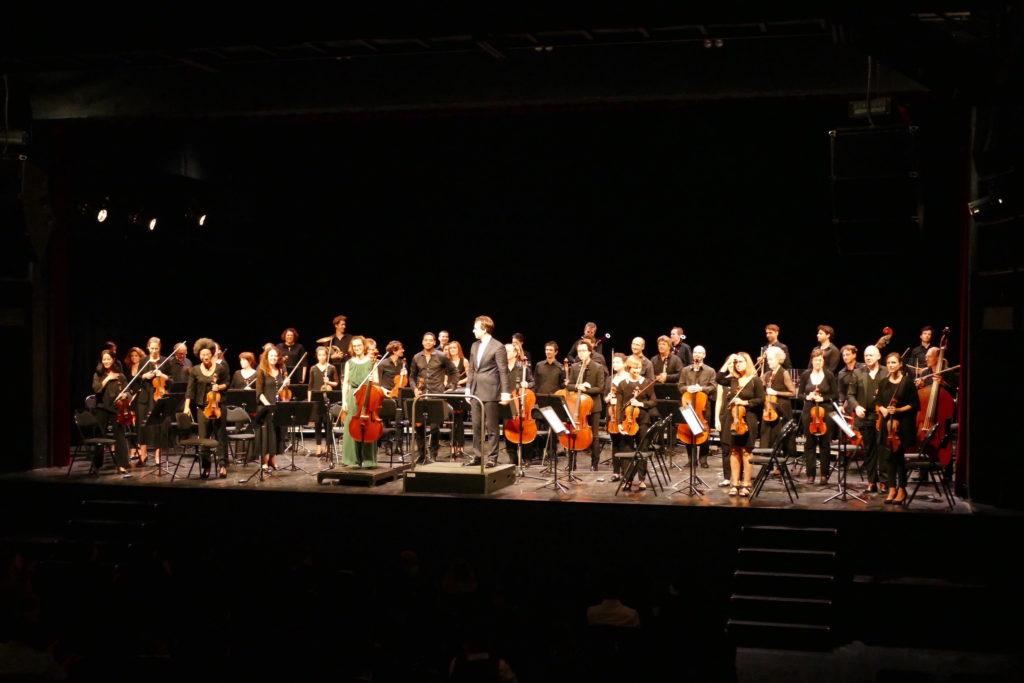 L'Orchestre national d'Île-de-France fait sa rentrée à Sucy-en-Brie