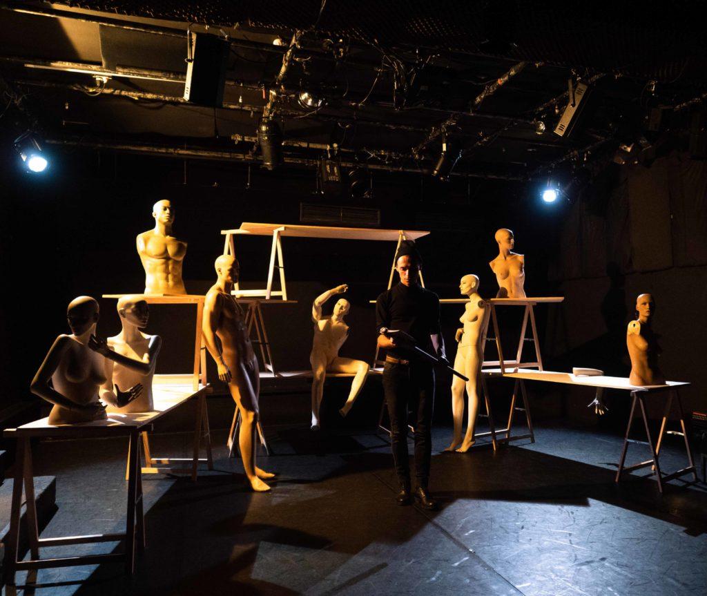 Dépôt de Bilan , une savoureuse écriture du théâtre