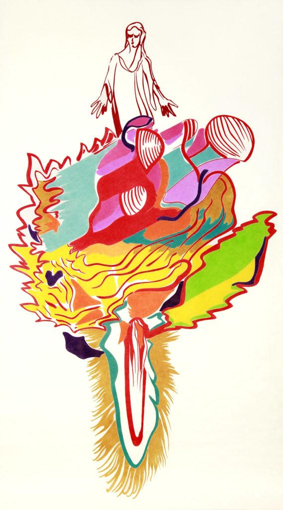 Fabienne Grasser-Fulchéri : «La géométrie et l'abstraction sont souvent liées aux cultures de l'Invisible»