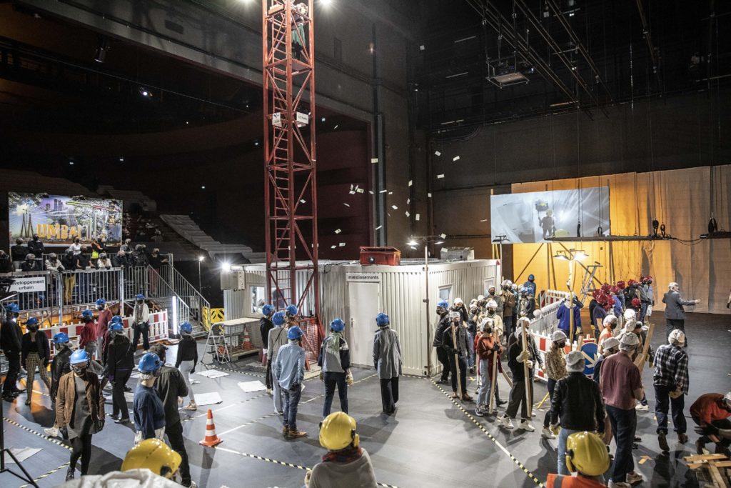 La Comédie de Clermont-Ferrand ouvre ses portes avec «Société en chantier»