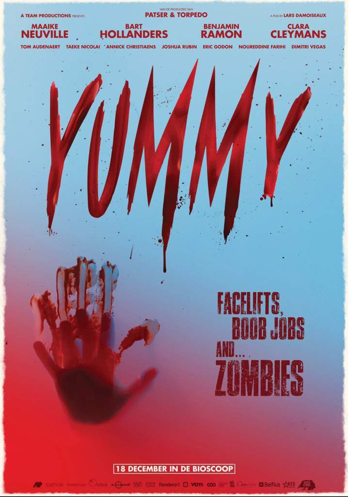 «Yummy» de Lars Damoiseaux : les zombies vous refont le portrait !
