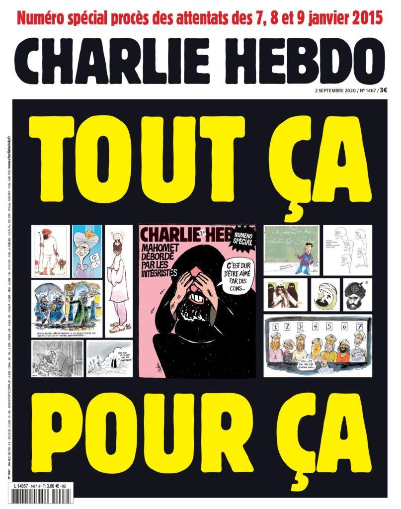 Procès de l'attentat contre Charlie Hebdo : «Nous ne renoncerons jamais»