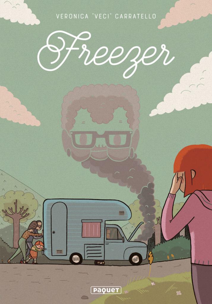 «Freezer» de Veronica Veci Carratello : un joli voyage familial