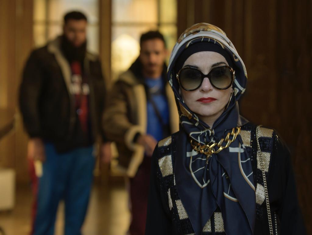 Isabelle Huppert joue La Daronne dans l'adaptation du roman éponyme d'Hannelore Cayre